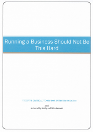 Running a Business Should Not Be This Hard - Cover